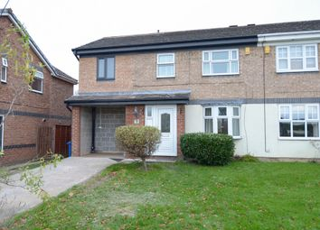 Thumbnail 4 bed semi-detached house for sale in Herriot Drive, Chesterfield
