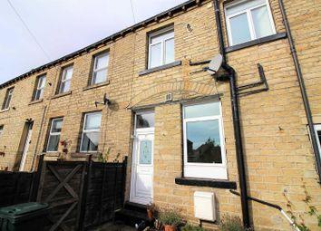 Thumbnail 1 bed terraced house to rent in Leymoor Road, Longwood, Huddersfield