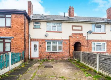 Thumbnail 3 bedroom terraced house for sale in Herberts Park Road, Wednesbury