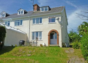 Thumbnail 3 bed semi-detached house to rent in Dixton Close, Monmouth
