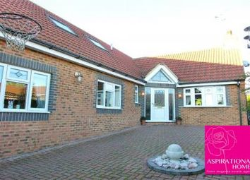 Thumbnail 4 bed detached house to rent in Park Road, Raunds, Northamptonshire