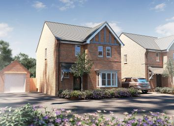 "Thumbnail 3 bedroom detached house for sale in ""The Whitfield"" at Manchester Road, Congleton"