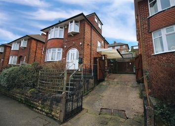 Thumbnail 4 bed detached house for sale in Newfield Road, Nottingham