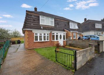 Thumbnail 3 bedroom semi-detached house for sale in Riverland Drive, Bishopsworth, Bristol