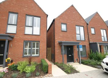 Thumbnail 2 bed semi-detached house to rent in Prince George Drive, Derby, Derbyshire