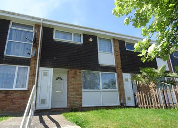 Thumbnail 3 bedroom terraced house to rent in Devon Road, Stopsley, Luton