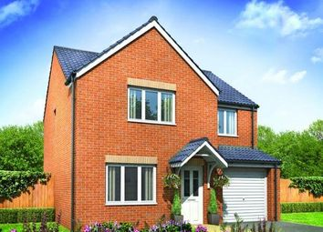 Thumbnail 4 bed detached house for sale in Plot 17, Roseberry, New Horizons, Yaxley, Peterborough