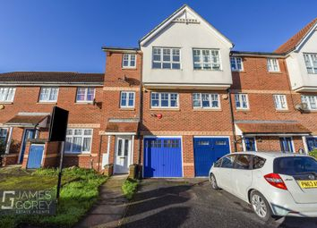 Thumbnail 4 bed town house for sale in Greenhaven Drive, Thamesmead