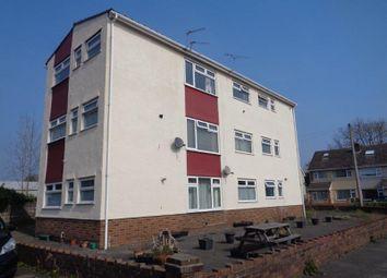 Thumbnail 1 bed flat for sale in Millfield, Bridgend