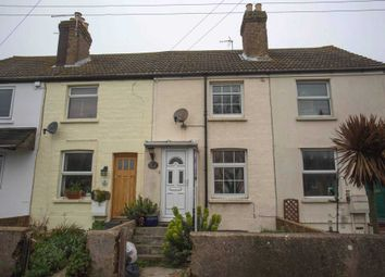 Thumbnail 3 bed terraced house for sale in Allhallows Road, Lower Stoke, Rochester