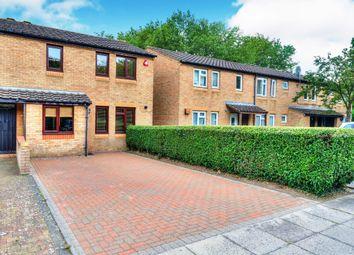 Thumbnail 3 bedroom end terrace house for sale in Chapman Avenue, Downs Barn, Milton Keynes