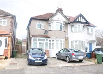 Thumbnail 3 bed semi-detached house to rent in Irvine Avenue, Harrow