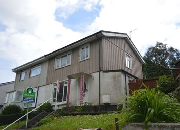 Thumbnail 3 bedroom property for sale in Dryburgh Crescent, Plymouth