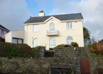 Thumbnail 3 bed detached house for sale in Lon Felin, Criccieth, Porthmadog, Gwynedd