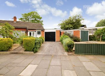 Thumbnail 1 bed bungalow for sale in Brinsmead Road, Knighton, Leicester