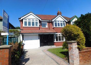 Thumbnail 4 bed semi-detached house for sale in Osborne Street, Bredbury, Stockport
