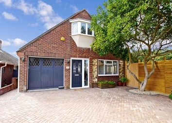 Thumbnail 3 bed bungalow for sale in Lustrells Vale, Saltdean, East Sussex