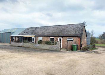 Thumbnail Semi-detached bungalow to rent in Baddymarsh Farm, The Bungalow, Ledbury, Herefordshire