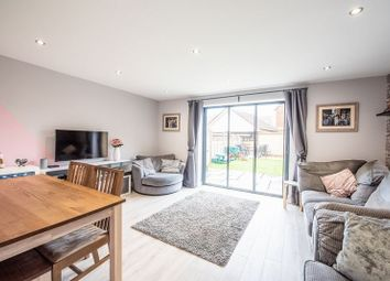 Thumbnail 3 bed town house for sale in Ascension Gardens, Bletchley, Milton Keynes
