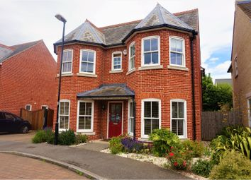 Thumbnail 4 bedroom detached house for sale in Rosewood Park, Manningtree