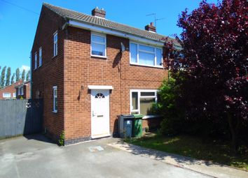 Thumbnail 3 bed semi-detached house to rent in Cedar Avenue, Alfreton