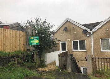 Thumbnail 2 bed flat for sale in Llangyfelach Road, Brynhyfryd, Swansea