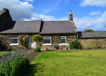 Thumbnail 2 bed cottage for sale in Woodhorn Village, Ashington