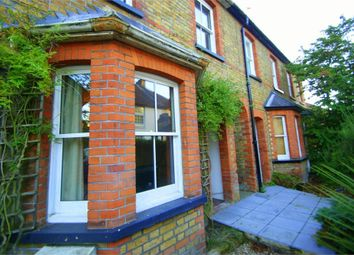 Thumbnail 3 bed cottage to rent in Albert Road, Englefield Green, Surrey