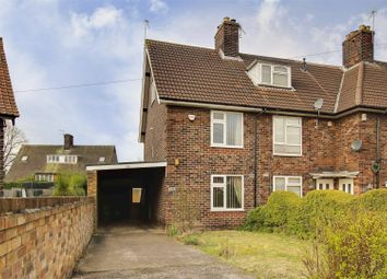 3 bed end terrace house for sale in Brooklyn Road, Bulwell, Nottinghamshire NG6