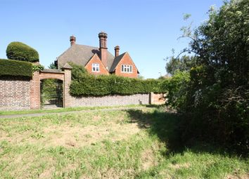 Thumbnail 4 bed detached house to rent in Church Road, Redhill, Surrey