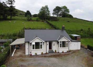Thumbnail 3 bed detached bungalow for sale in Llwyn, Abercegir, Machynlleth, Powys
