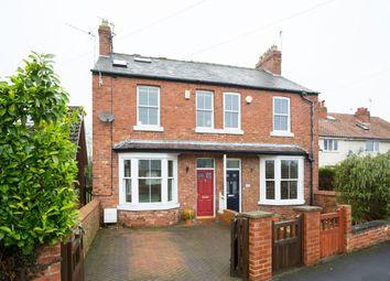 Thumbnail 3 bed semi-detached house for sale in Southfields Road, Strensall, York