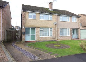 Thumbnail 3 bed semi-detached house to rent in Allen Road, Hedge End, Southampton, Hampshire