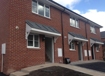 Thumbnail 2 bedroom town house for sale in Close Lane, Alsager, Staffordshire