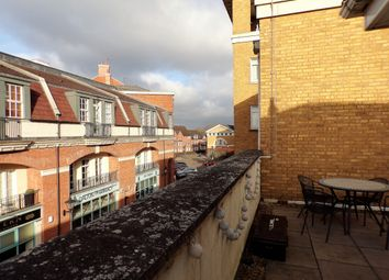 Thumbnail 2 bed flat for sale in Main Street, Dickens Heath, Shirley, Solihull
