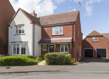 Thumbnail 5 bed detached house for sale in Poundgate Lane, Coventry
