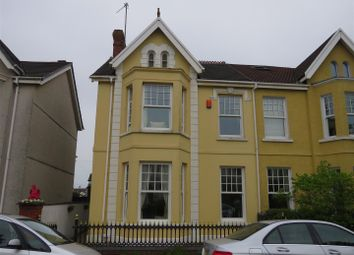 Thumbnail 5 bed semi-detached house for sale in Queen Victoria Road, Llanelli