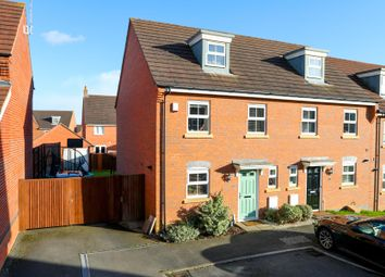 3 bed end terrace house for sale in Brooks Close, Wootton, Northampton NN4