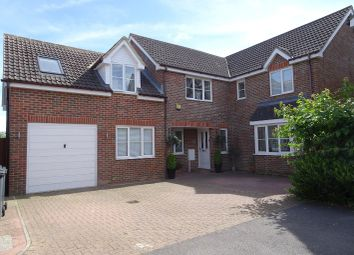 Thumbnail 6 bed detached house for sale in Acorn Close, Ashford