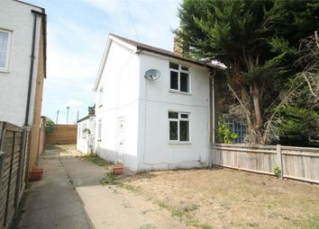 Thumbnail 3 bed semi-detached house for sale in Wards Cottages, Long Lane, Staines-Upon-Thames, Surrey