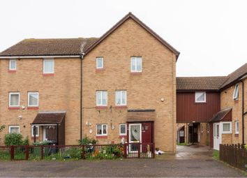 Thumbnail 4 bed end terrace house for sale in Hinchcliffe, Orton Goldhay, Peterborough