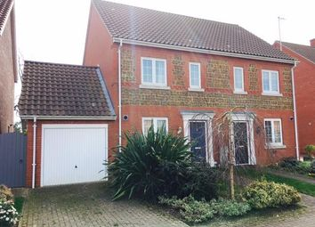 Thumbnail 2 bed property to rent in Station Road, Snettisham, King's Lynn
