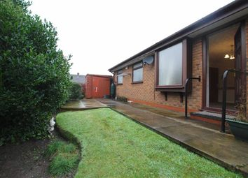 Thumbnail 2 bed semi-detached bungalow for sale in Halvard Court, Seedfield, Bury