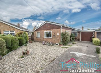 Thumbnail 3 bed detached bungalow for sale in Brecklands, Stalham, Norwich