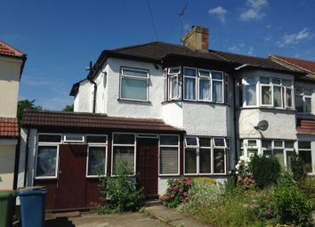 Thumbnail 4 bedroom end terrace house for sale in Turner Road, Edgware
