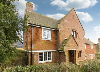 Thumbnail 3 bed semi-detached house for sale in Saddlers Hill, Goodnestone, Canterbury