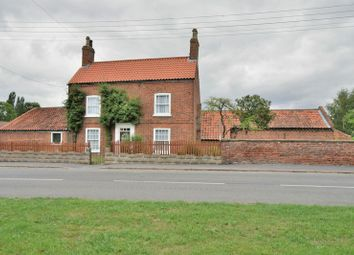 Thumbnail 4 bed detached house for sale in High Street, Upton, Gainsborough