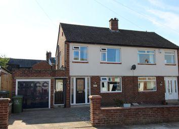 Thumbnail 3 bed semi-detached house for sale in Eden Park Crescent, Carlisle