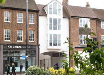 Thumbnail 1 bed flat to rent in King Georges Walk, 5 High Street, Esher, Surrey