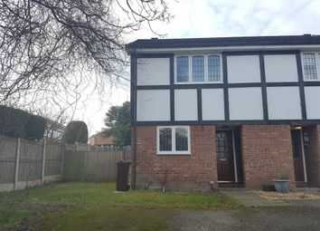 Thumbnail 2 bed terraced house for sale in Chestnut Close, Flint